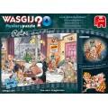 Puzzle Wasgij Retro Mystery 4 - 1000 Pièces 0
