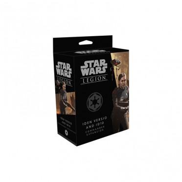 Star Wars Legion : Iden Versio and ID10 Commander Expansion