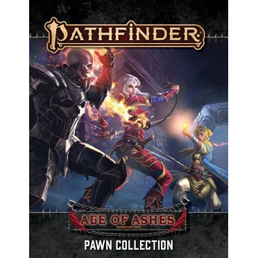 Pathfinder - Age of Ashes : Pawn Collection
