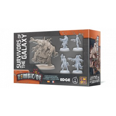 Zombicide - Invader: Survivors of the Galaxy