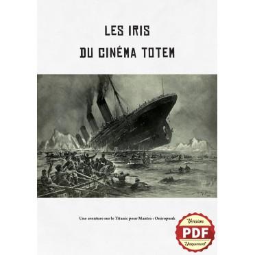 Mantra  : Oniropunk - Les Iris du Cinéma Totem