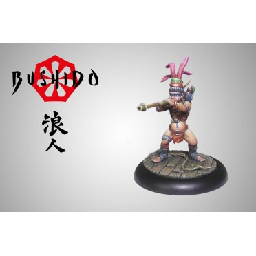 Bushido - Jung Pirates - Temo