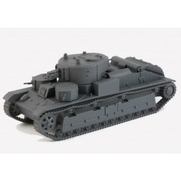 Bolt Action - Soviet -T-28 Tank