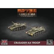 Flames of War - Crusader AA Troop