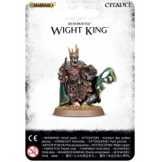 Age of Sigmar : Deathrattle - Wight King with Baleful Tomb Blade