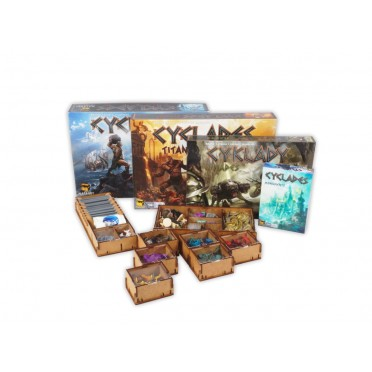 Insert Cyclades + All Expansions