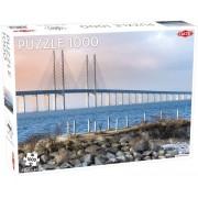 Puzzle - Oresund Bridge - 1000 pièces