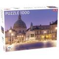 Puzzle - Amalienborg - 1000 pièces 0