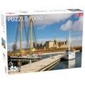 Puzzle - Kronborg Castle - 1000 pièces 0