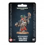 W40K : Adeptus Mechanicus Cult Mechanicus - Tech-Priest Manipulus