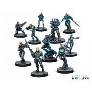 Infinity - Mercenaries - O-12 Action Pack
