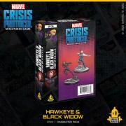 Marvel Crisis Protocol: Shuri and Oyoke