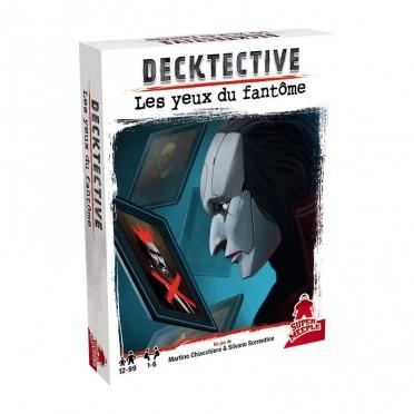 Decktective - Les Yeux du Fantôme