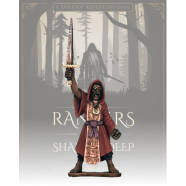 Rangers of Shadow Deep - Cultist Leader
