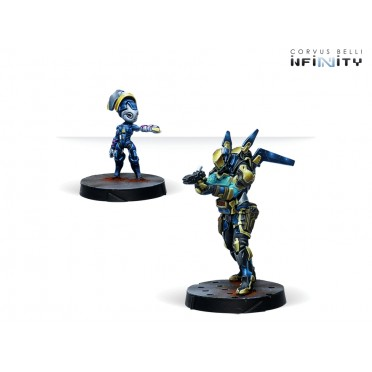Infinity - O12 - Delta Unit (Doctor, Yudbot-B)