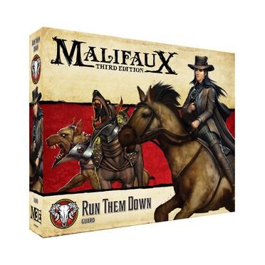 Malifaux 3E - Guild - Run them Down