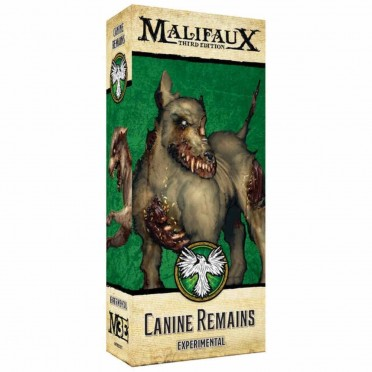 Malifaux 3E - Resurrectionists - Canine Remains