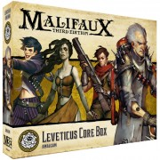 Malifaux 3E - Outcasts - Leveticus Core Box