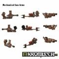 Mechanical Gun Arms 0