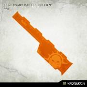 "Legionary Battle Ruler 9"" [orange]"