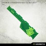 "Dvergr Commando Battle Ruler 9"" [Green]"