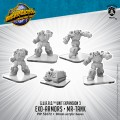 Monsterpocalypse - Protectors - Exo Armors and MR-Tank 0