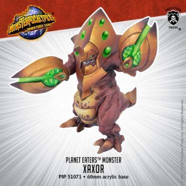 Monsterpocalypse - Destroyers - Xaxor