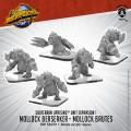 Monsterpocalypse - Destroyers - Mollock Brutes & Berserker 0