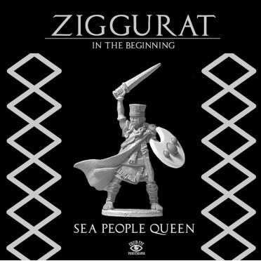 Ziggurat: Sea People Queen