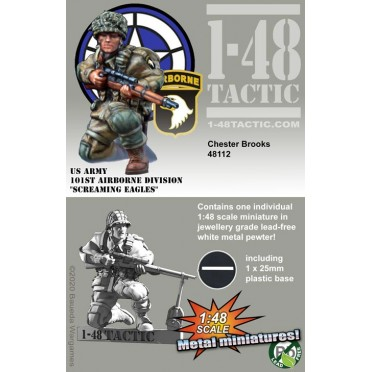 1-48 Tactic - US Army 101st Airborne Division - Chester Brooks