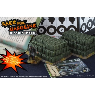 1-48 Tactic - Race for Gasoline Mission Pack