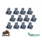 Gaslands Turrets