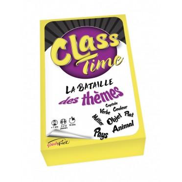 Class Time : la Bataille des Thèmes (55 cartes)