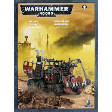 W40K : Orks - Truk