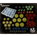 Malifaux 3E Deluxe Set with Box: The Guild 0