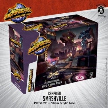Monsterpocalypse - Smashville