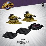 Monsterpocalypse - Buildings - City Assets 2