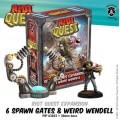 Riot Quest - Spawn Gates & Weird Wendell 0