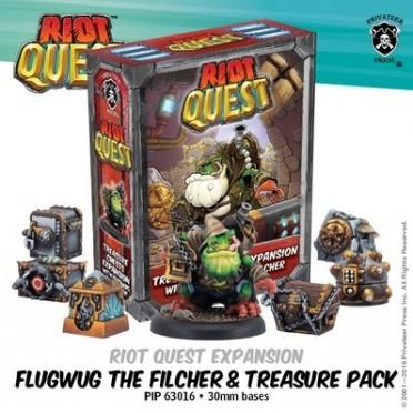 Riot Quest - Treasure Chest & Flugwug the Filcher