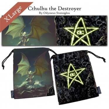 Cthulhu the Destroyer XL