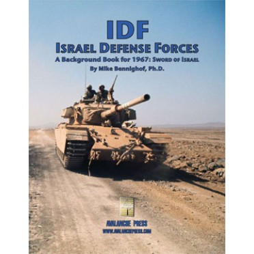 Panzer Grenadier Modern - IDF Israeli Defense Force