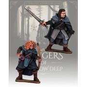 Rangers of Shadow Deep - Seb & Nicolan: Blood Moon Companions