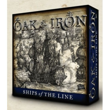 Oak & Iron - Ships of the Line Ship Expansion