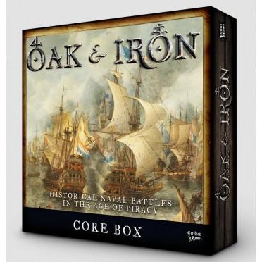 Oak & Iron - 2 Player Starter Set
