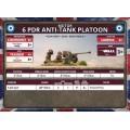 Flames of War - 6 Pdr Anti-Tank Platoon 7