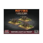 Flames of War - Bofors Light AA Troop