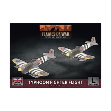Flames of War - Typhoon Fighter Flight