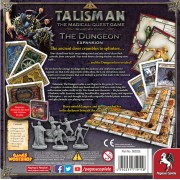 Talisman : The Dungeon Expansion