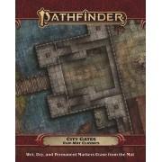 Pathfinder Flip Mat Classics : City Gates
