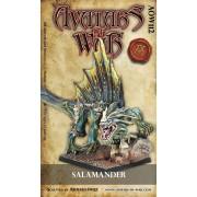 Avatars of War - Saurian Ancients - Salamander